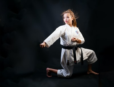 When does your child learn karate?